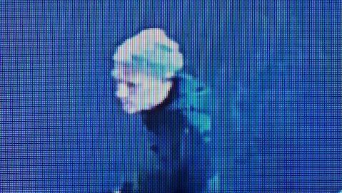 A photo of the burglary suspect who rammed into a Reno marijuana dispensary on Monday.