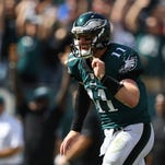 Carson Wentz leads Eagles to victory in his NFL debut