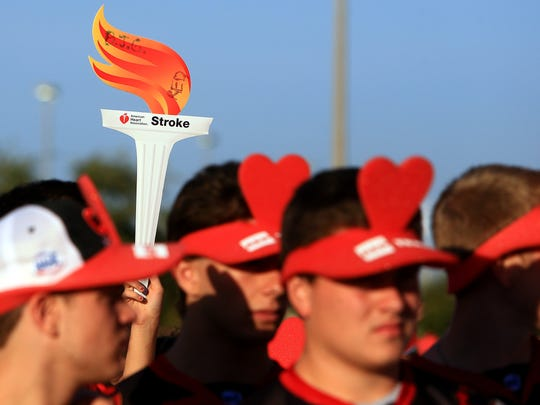 The American Heart Association will host its annual Coastal Bend Heart Walk at 8 a.m. Saturday, Oct. 7 at Whataburger Field, 734 E. Port Ave.