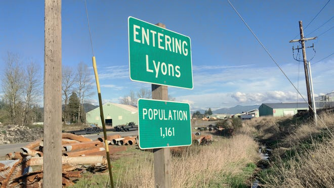 City of Lyons.