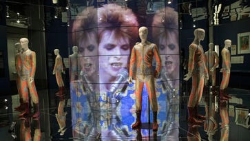 David Bowie exhibit opens in Brooklyn