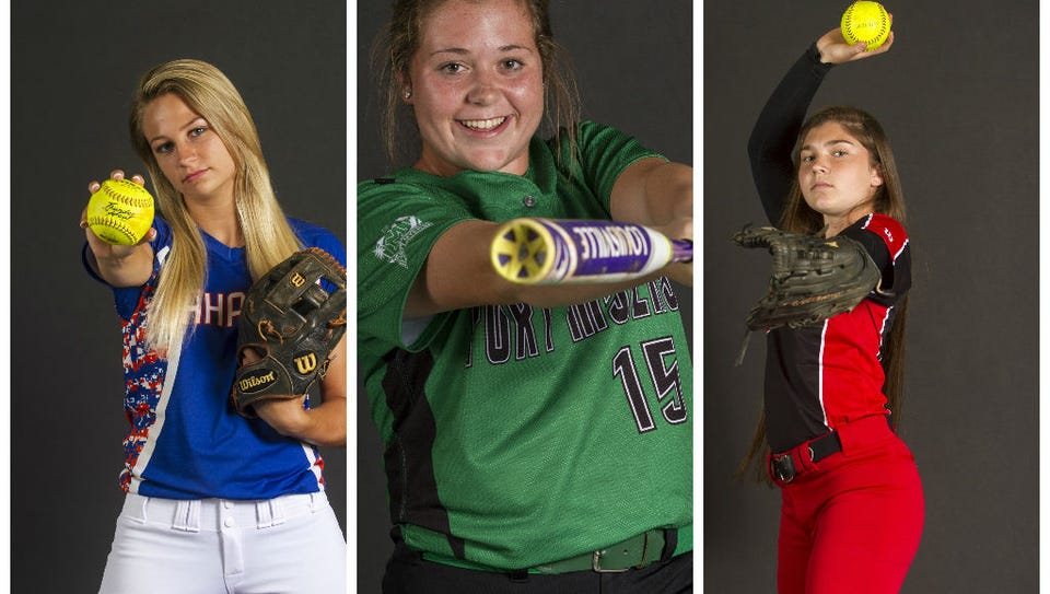 The News-Press All-Area Softball Player of the Year