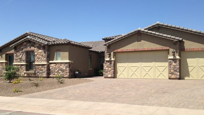 This Peoria home sold for $1,158,646.