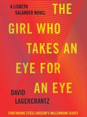 'The Girl Who Takes an Eye for an Eye' by David Lagercrantz