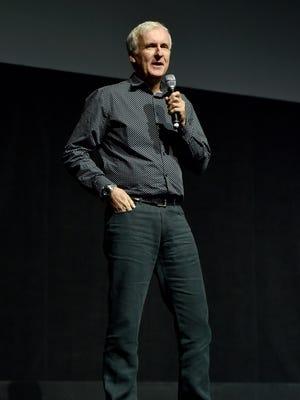 James Cameron says 'Wonder Woman' is a 'step backwards.'
