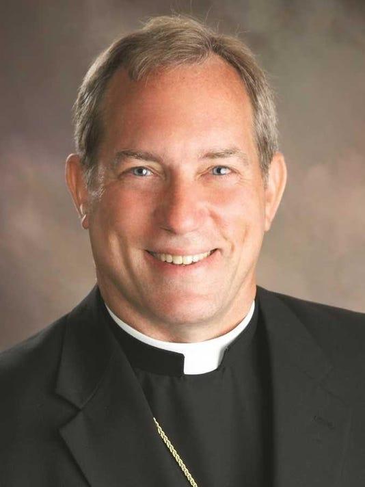 SFA 0414 Bishop Robert Gruss MUG