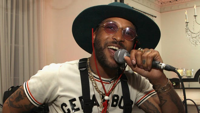 Ro James will perform Nov. 19 at Bankers Life Fieldhouse.