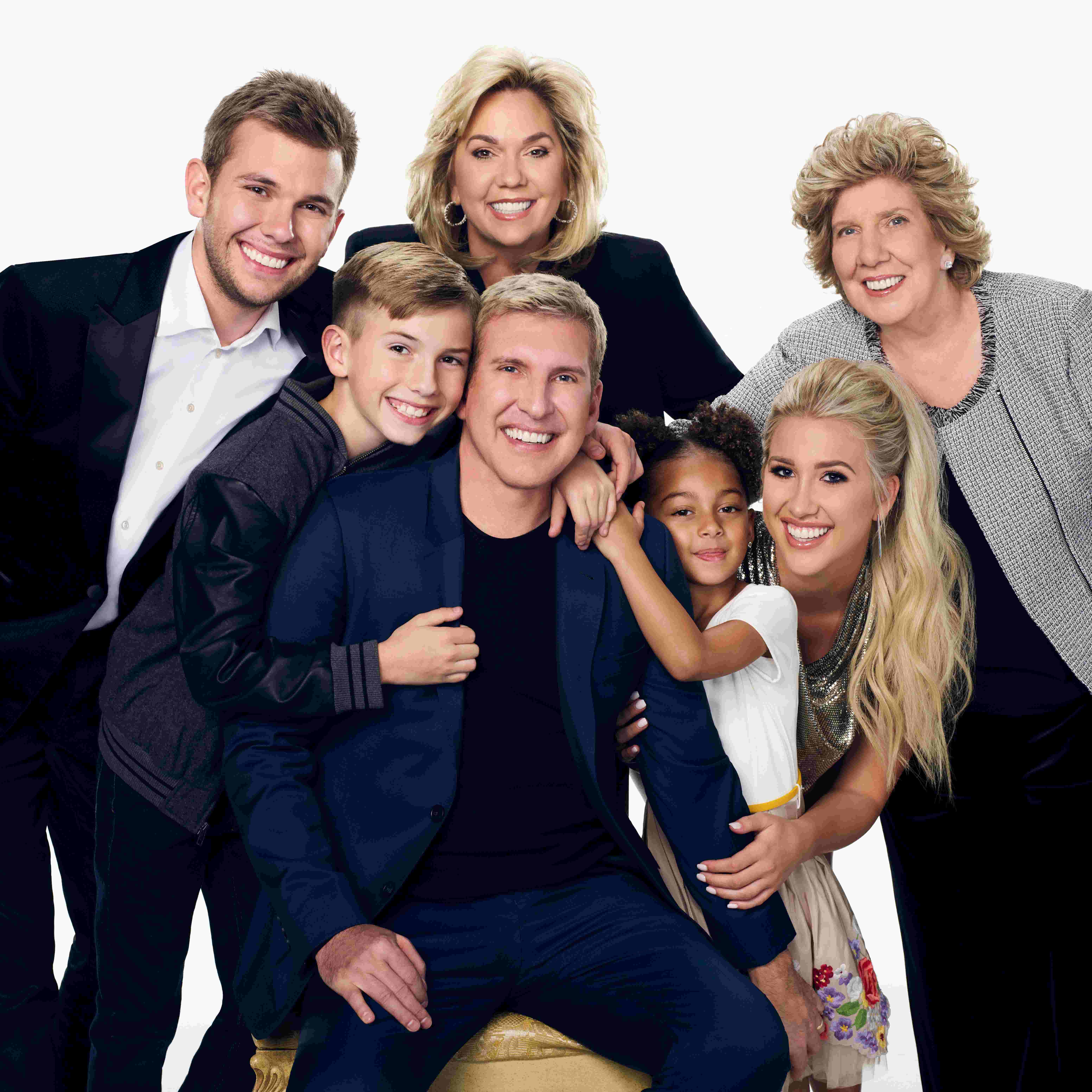 Chrisley Knows Best Tv Show Stars Say Chloe Is Surrounded