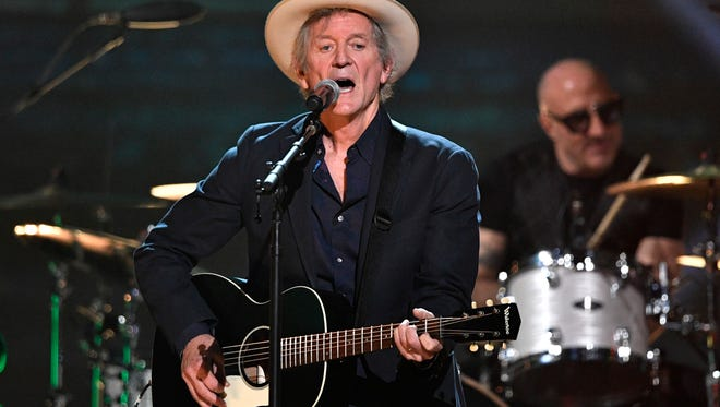 """Rodney Crowell is slated to perform onall 12 of Vince Gill and Amy Grant's2018 """"Christmas at the Ryman"""" concerts."""