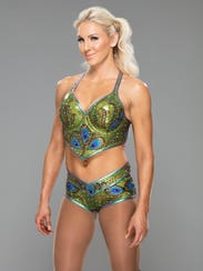 WWE star Charlotte Flair will be on the card Saturday