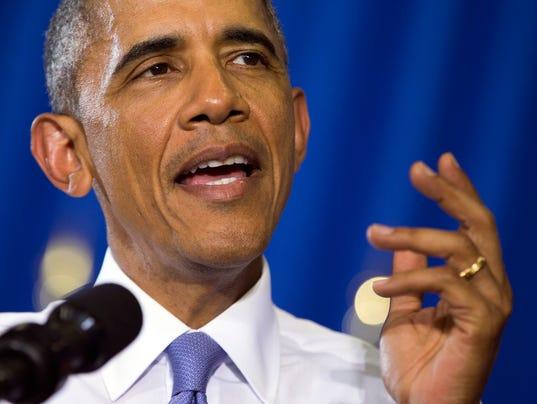 President barack obama speaks in the choctaw nation on economic