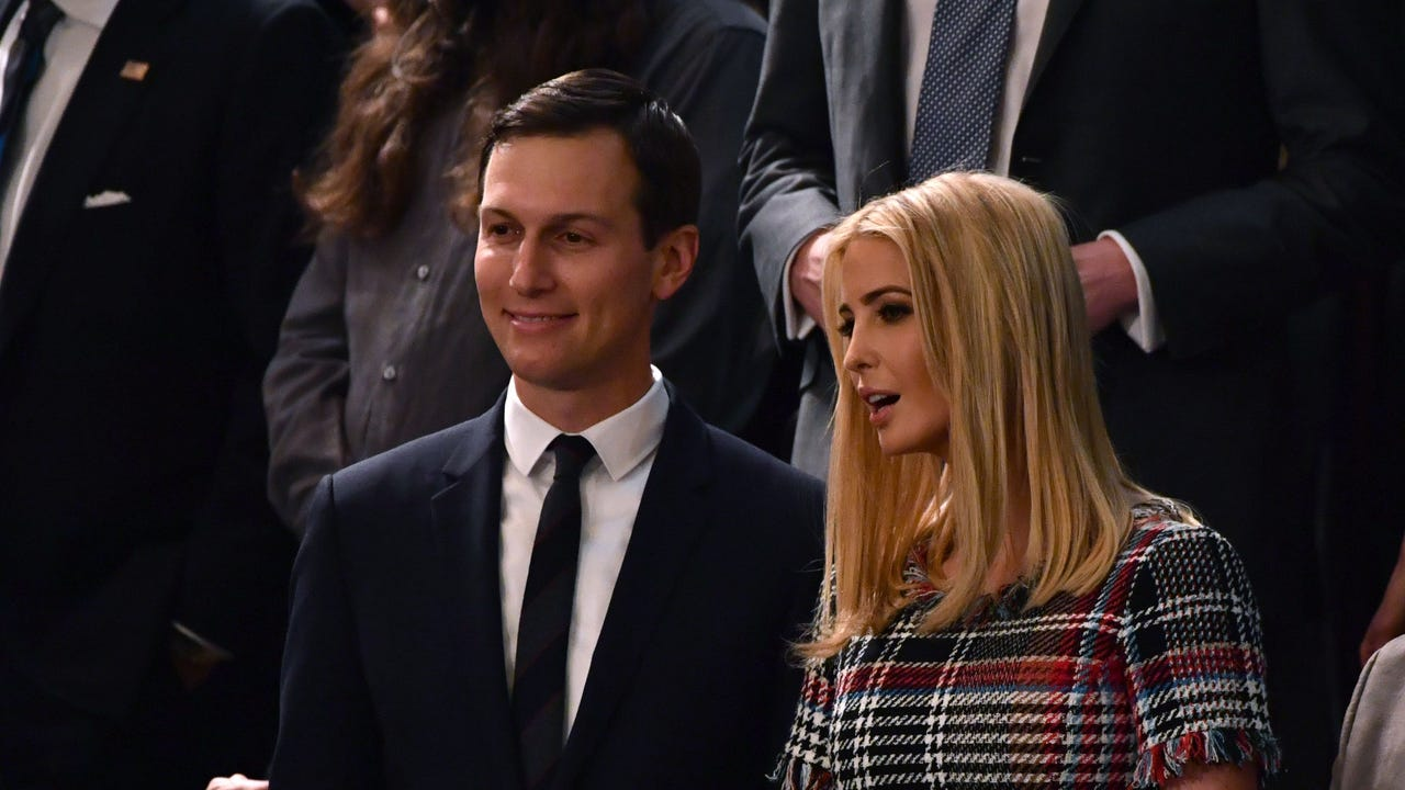 More controversy for White House Senior Adviser and President Donald Trump's son-in-law Jared Kushner. Veuer's Nick Cardona has that story.