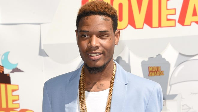 Fetty Wap attends the MTV Movie Awards in April in Los Angeles.