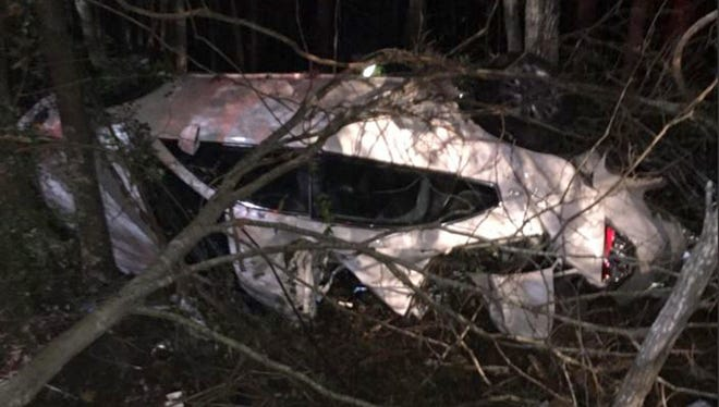Fatal accident in Copiah County.
