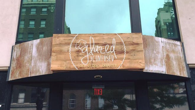 Glazed and Confused (An Urban Bakery) will open in July at 107 S. Washington Square.