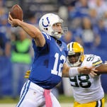 The Colts and Packers will open the preseason in Canton, Ohio.
