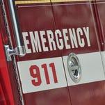 Massive fire engulfs 2 Wildwood homes