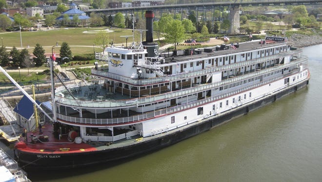 The Delta Queen, which was moored in Chattanooga, Tennessee, could be on the move after its hotel operation closed in 2014. A private company, led by a Louisiana businessman, has bought the vessel and vows to return it to service next year.