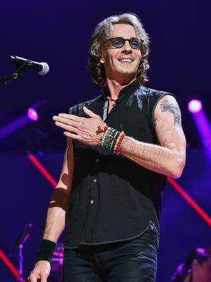 Saturday night date, anyone? Rick Springfield will play the Weidner Center on Oct. 29 with Richard Marx.