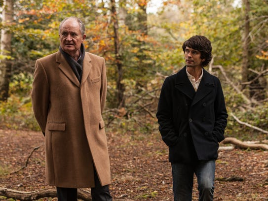 Scottie (Jim Broadbent) and Danny (Ben Whishaw) have