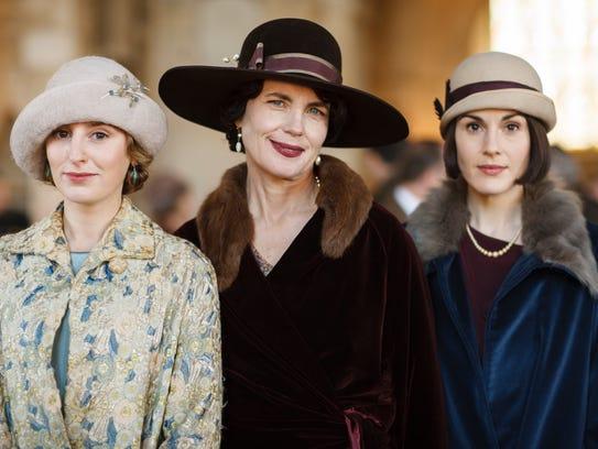 'Downton Abbey' has its final season on PBS.