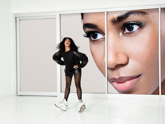 Santigold says her brand is