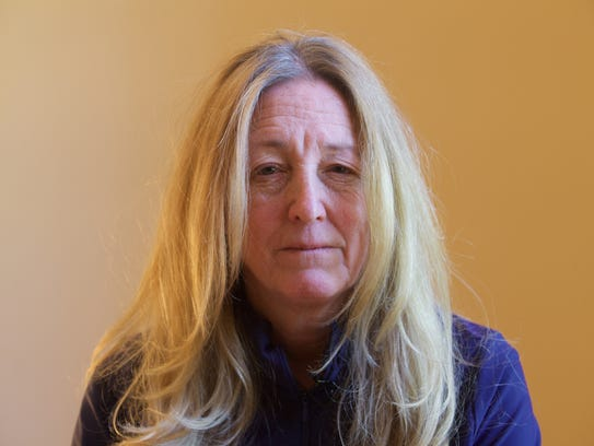 Jane Clarke reflected on the calm moment she enjoyed