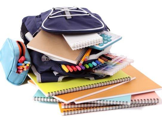 Getty Images/iStockphoto Back-to-school supplies are