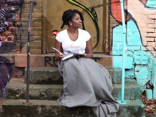 Banke Awopetu-McCullough said she gained confidence