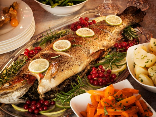 For some diners, a Christmas Eve dinner isn't Christmas