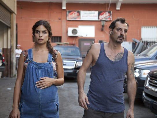 "In ""The Insult,"" Tony (Adel Karam) owns a garageand"