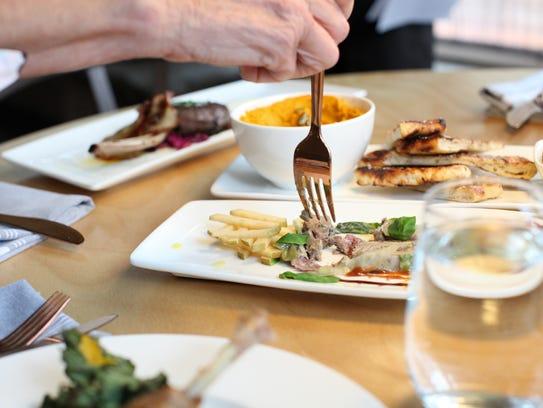 Helmed by executive chef Marcel Agnez, the  seasonal