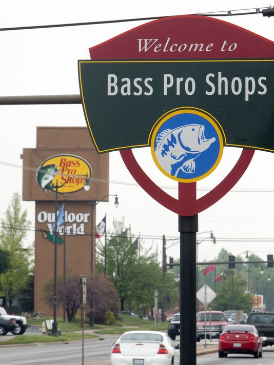 Fishing lure company sues Bass Pro over 'mass-produced knock
