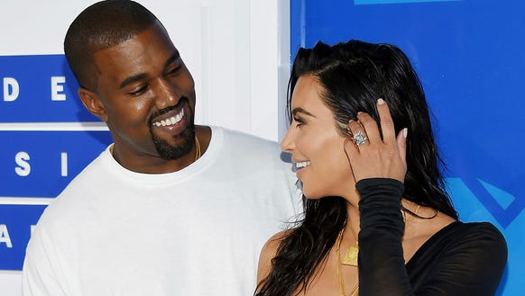 KimYe shared a sweet Easter Sunday together with family.