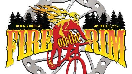 The Fire on the Rim race benefits wildfire prevention.