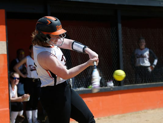 Marlboro Softball vs. Pine Bush