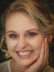 Kiya Brooke Barritt, 16, daughter of Jonna and Miller Moore and Billy Barritt. She is sponsored by her parents.