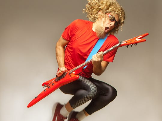 """Stephen Christian says paying tribute to Sammy Hagar is """"the most challenging vocal work I've ever done in my life."""""""