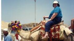 Lives: Bertha DiGiacomo of Ossining traveled the world