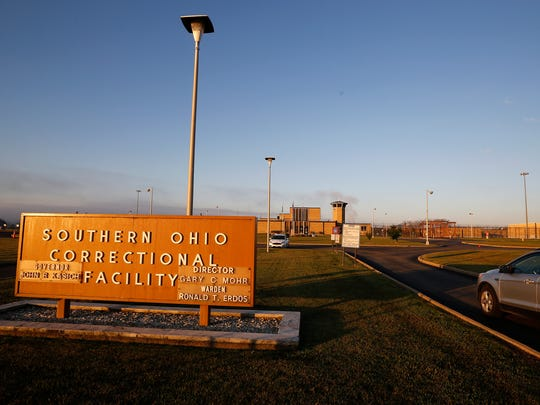 The Southern Ohio Correctional Facility in Lucasville