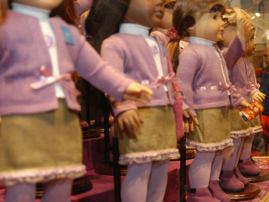 AMERICAN GIRL PROTEST