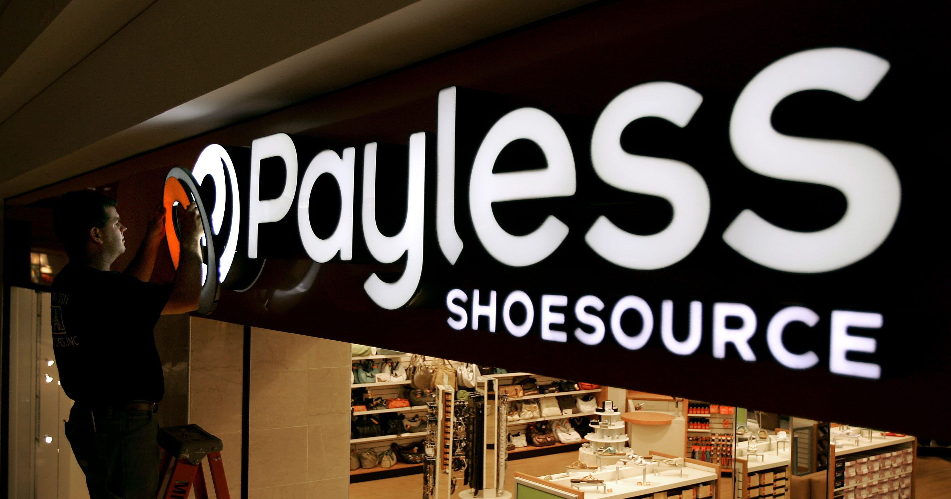 5cfdfed1d Payless ShoeSource  Discount shoe retailer to close more stores  see ...