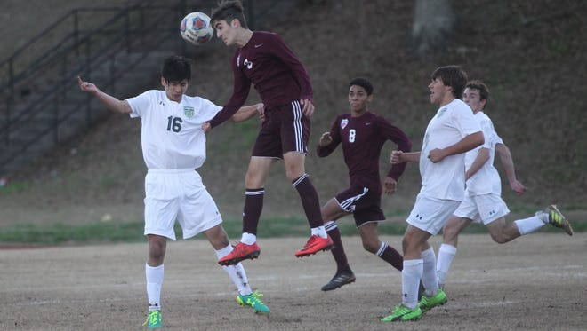 The Chiles boys soccer team beat Lincoln 2-1 on Wednesday night in a District 2-4A semifinal.