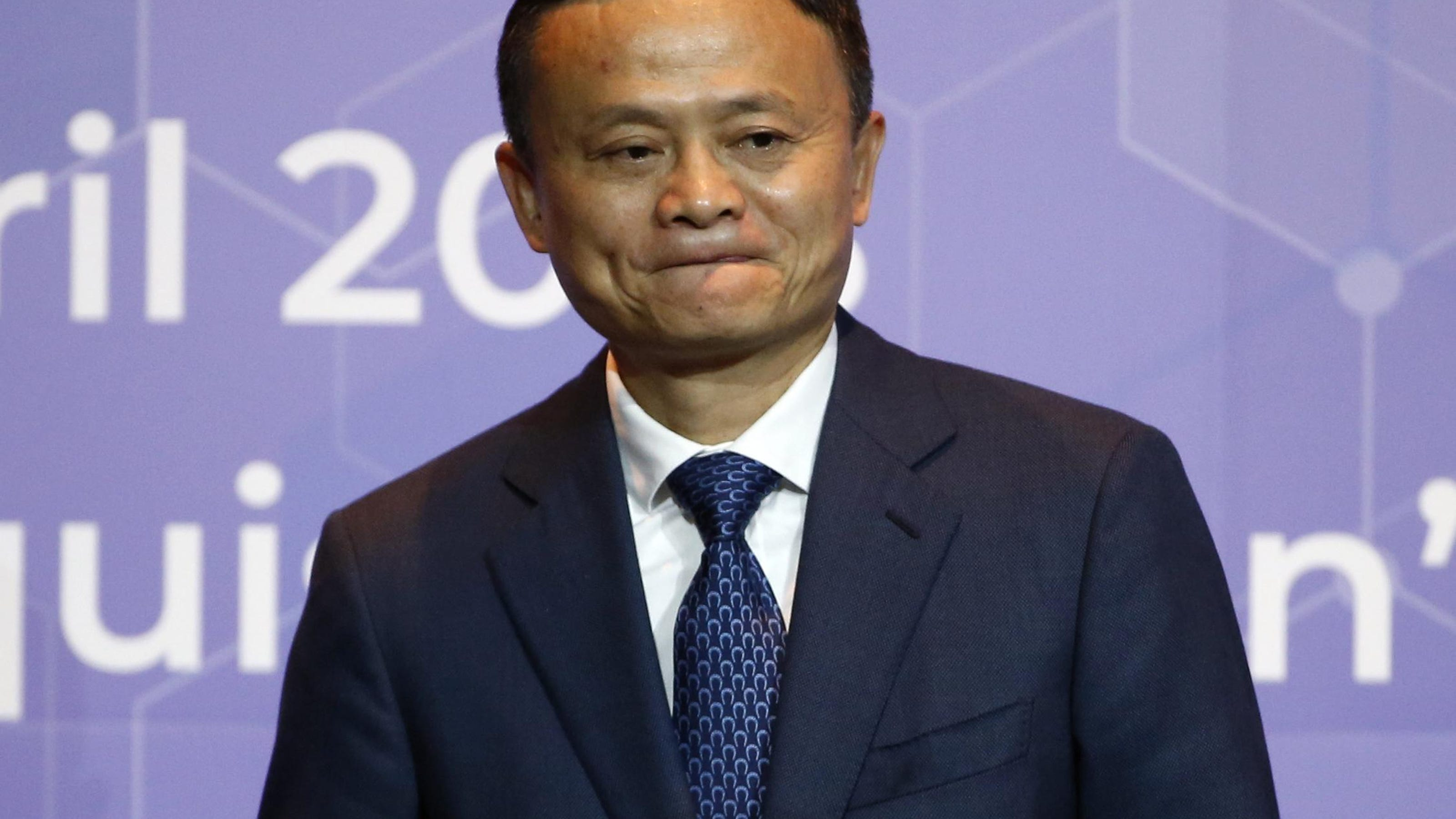 Jack Ma Says He Can T Create 1m Jobs After All