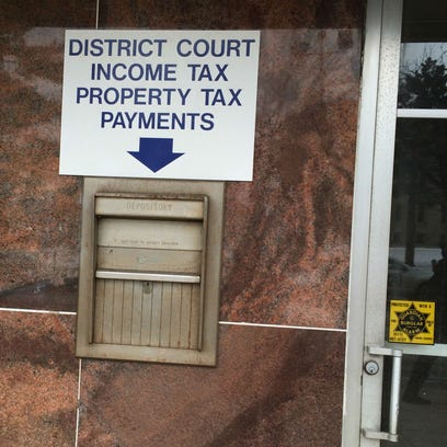 Lansing City Treasurer Tammy Good said a drop box on