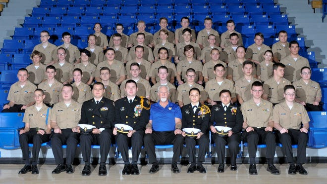 The Mountain Home Navy Junior Reserve Officers Training Corp unit at Mountain Home Public Schools has qualified to compete at the U.S. Navy Super Drill Meet in Louisiana from March 9-11. The unit was one of only 13 schools in the 5 state region.