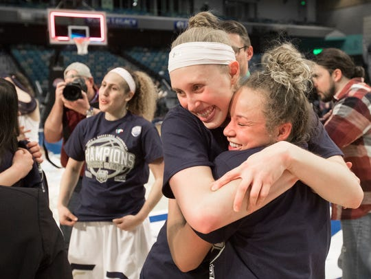 Northern Colorado won the Big Sky women's tournament