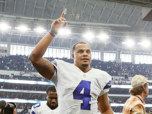 USP NFL: BALTIMORE RAVENS AT DALLAS COWBOYS S FBN USA TX