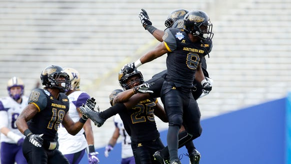 Southern Miss was picked as the preseason favorite