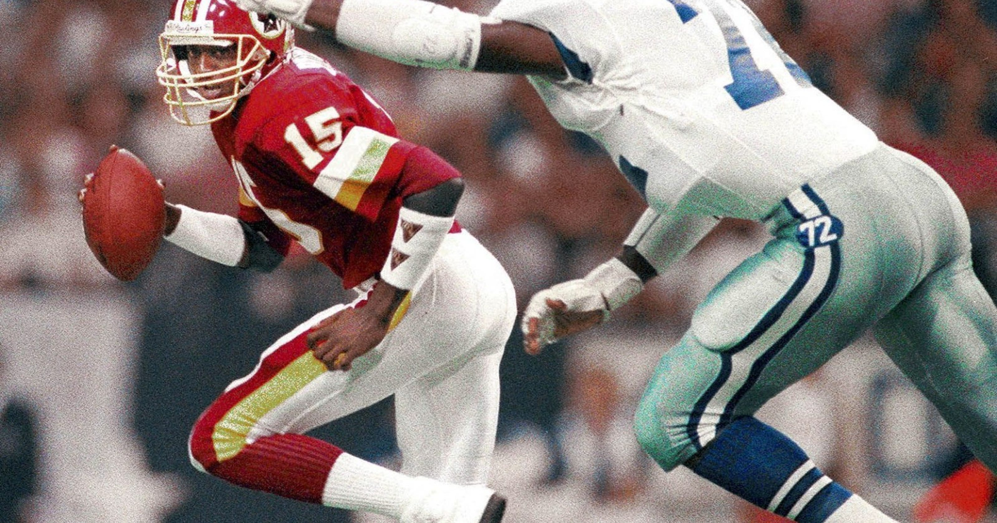 promo code d4026 40638 Washington Redskins scabs, including Tony Robinson, to ...